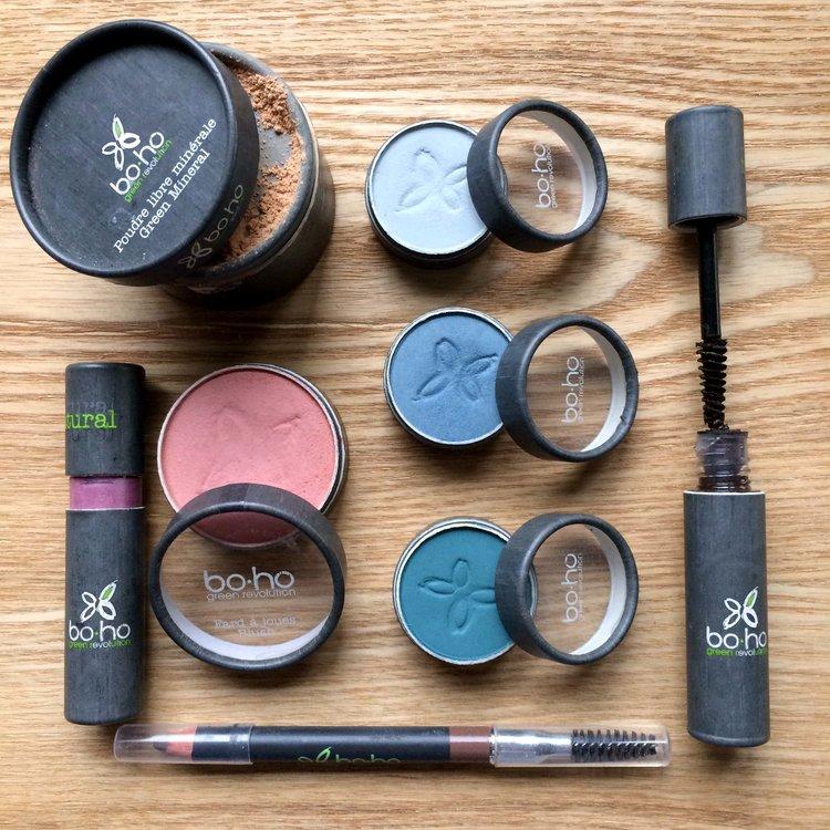 bo-ho+maquillage